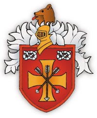 Image of the Wolverhampton Company of Archers club crest